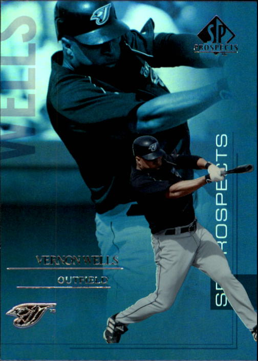 2004 SP Prospects #39 Vernon Wells