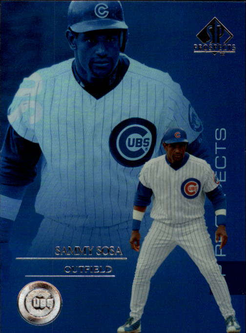 2004 SP Prospects #40 Sammy Sosa
