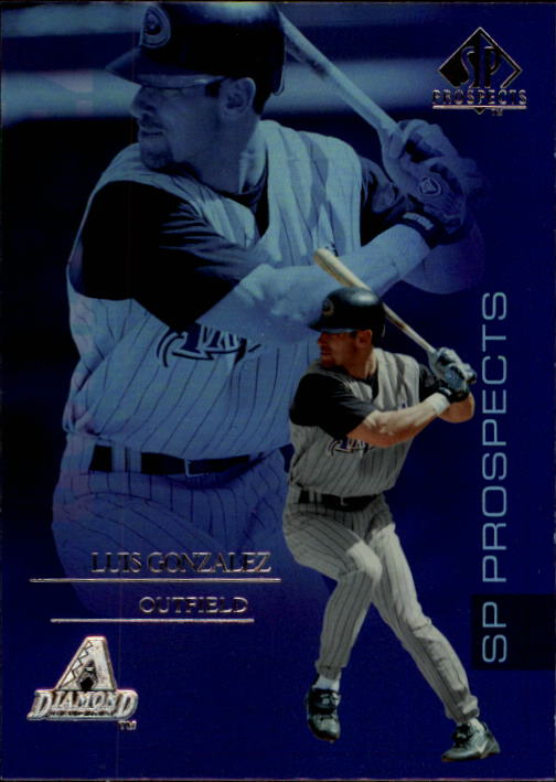 2004 SP Prospects #55 Luis Gonzalez