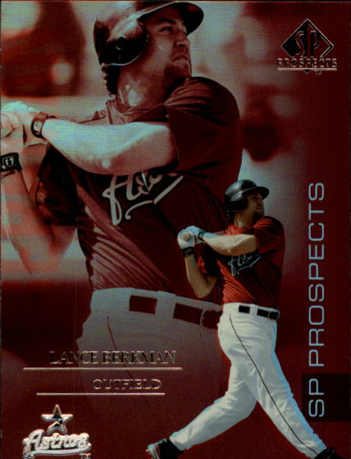 2004 SP Prospects #56 Lance Berkman