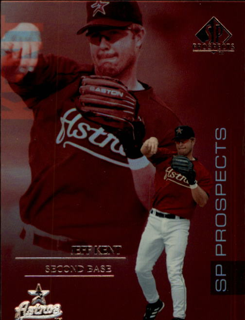 2004 SP Prospects #67 Jeff Kent