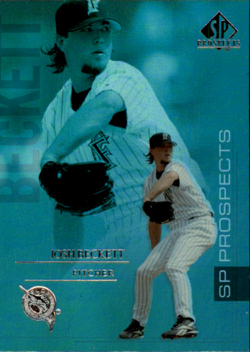 2004 SP Prospects #85 Josh Beckett