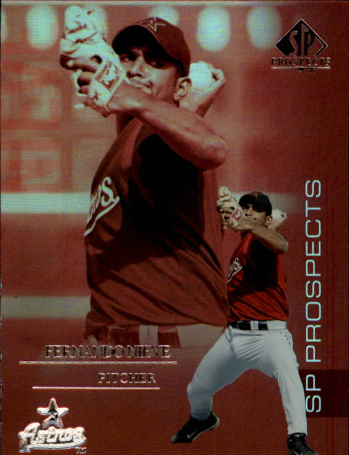 2004 SP Prospects #127 Fernando Nieve RC