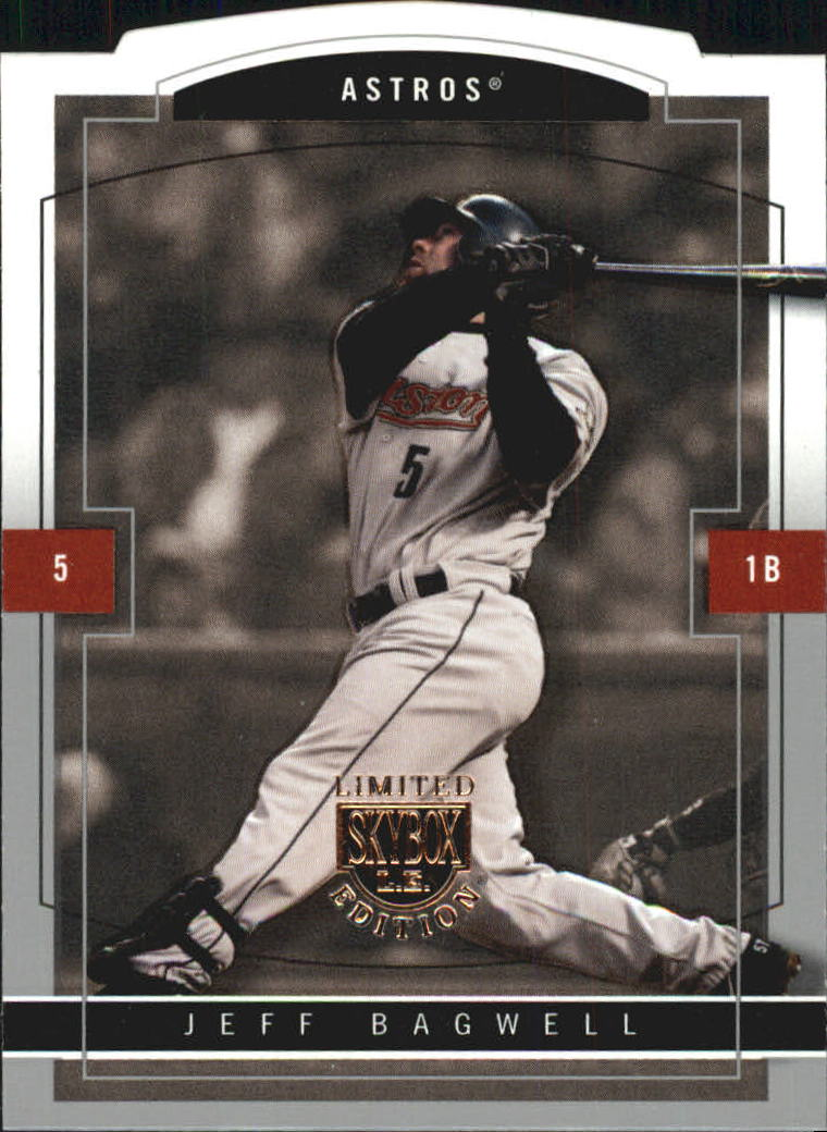 2004 SkyBox LE #4 Jeff Bagwell