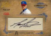 2004 Leather and Lumber Lumber Cuts #26 Mark Prior/160
