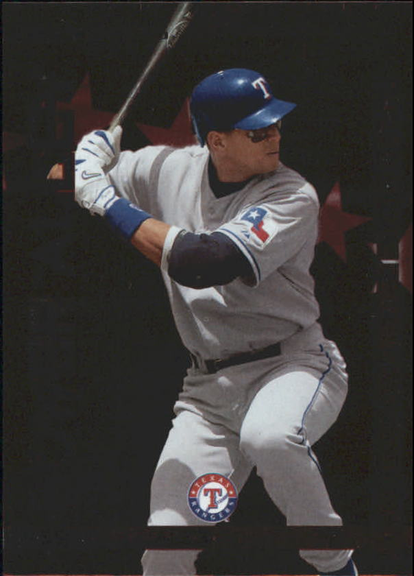 2004 Donruss Power Alley Red #8 Alex Rodriguez