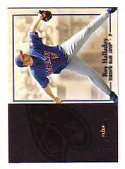 2004 Fleer Patchworks #26 Roy Halladay