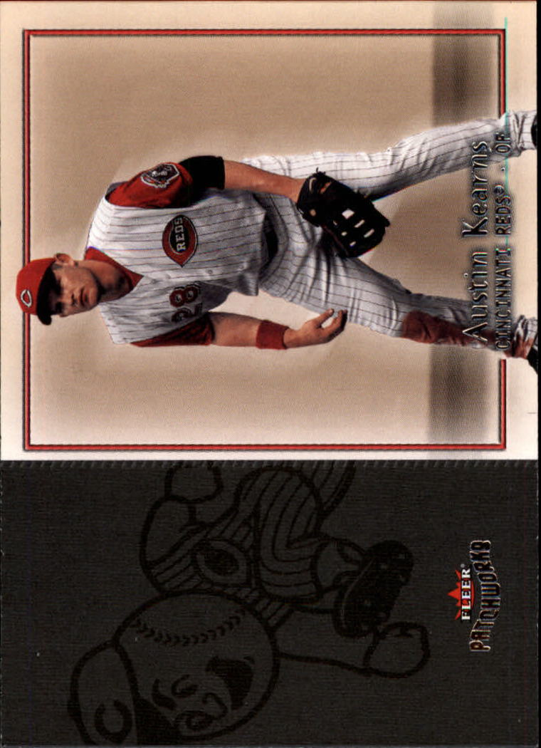 2004 Fleer Patchworks #60 Austin Kearns