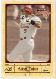 2004 Fleer Sweet Sigs #27 Albert Pujols