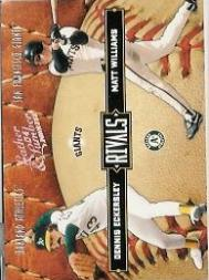 2004 Leather and Lumber Rivals Silver #6 D.Eckersley/M.Williams