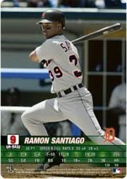 2004 MLB Showdown #129 Ramon Santiago