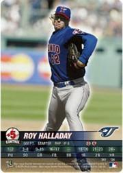 2004 MLB Showdown #341 Roy Halladay FOIL