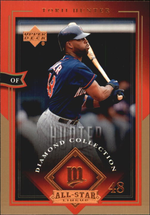2004 UD Diamond All-Star #51 Torii Hunter