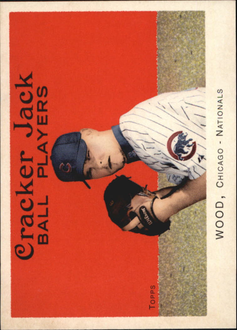 2004 Topps Cracker Jack #44 Kerry Wood