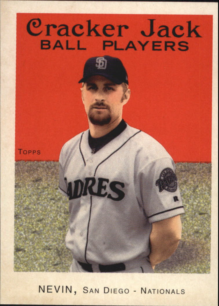 2004 Topps Cracker Jack #63 Phil Nevin