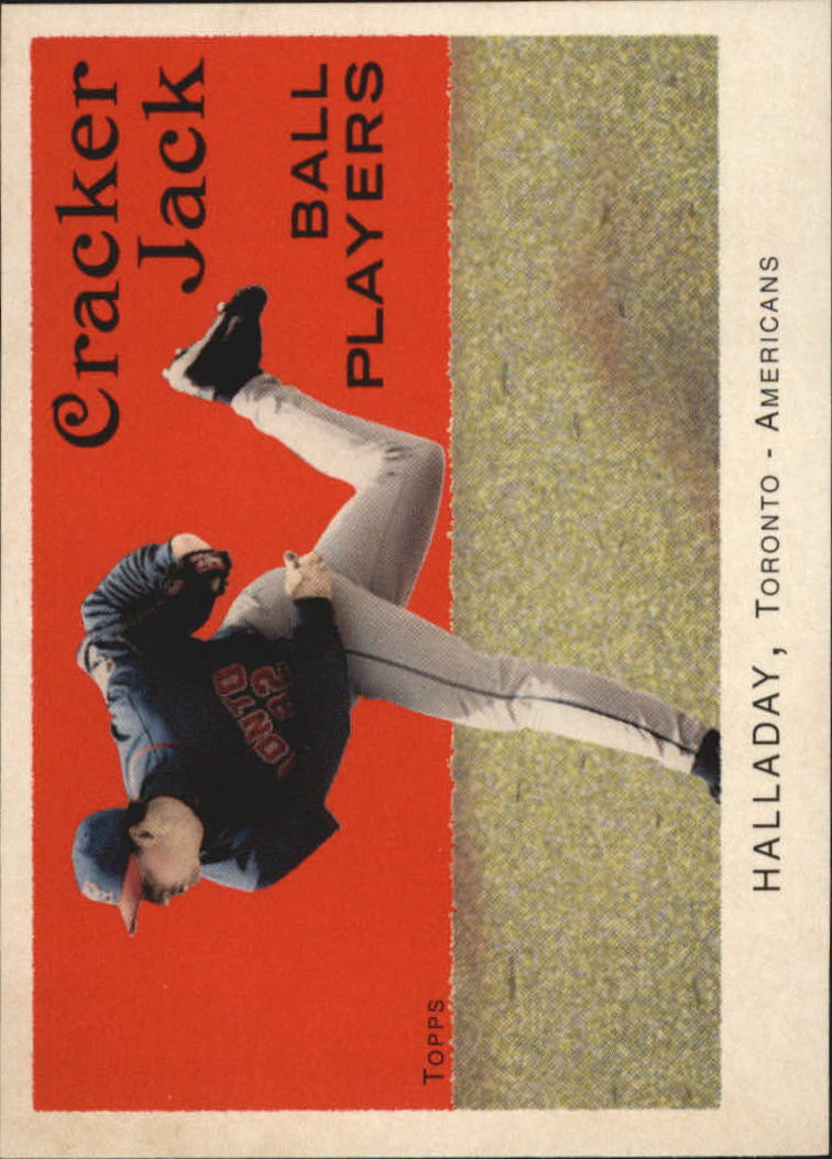 2004 Topps Cracker Jack #91 Roy Halladay