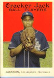 2004 Topps Cracker Jack #104B Edwin Jackson SP