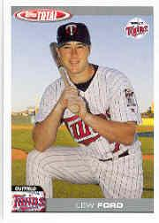 2004 Topps Total #253 Lew Ford
