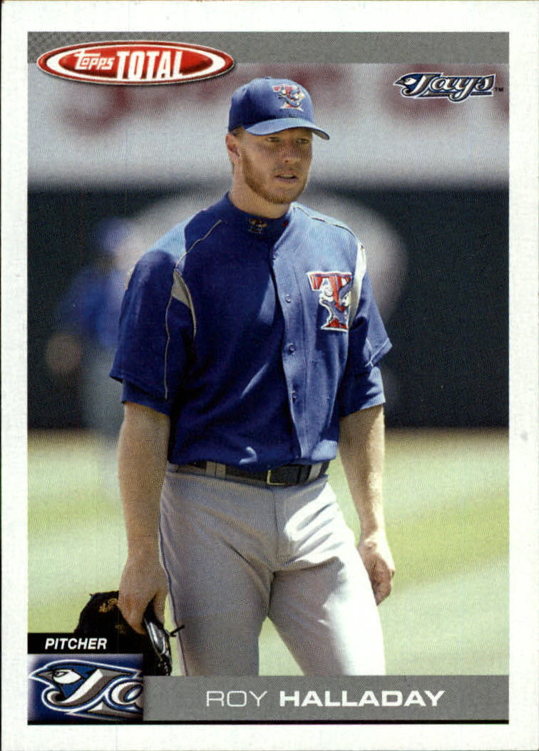 2004 Topps Total #310 Roy Halladay