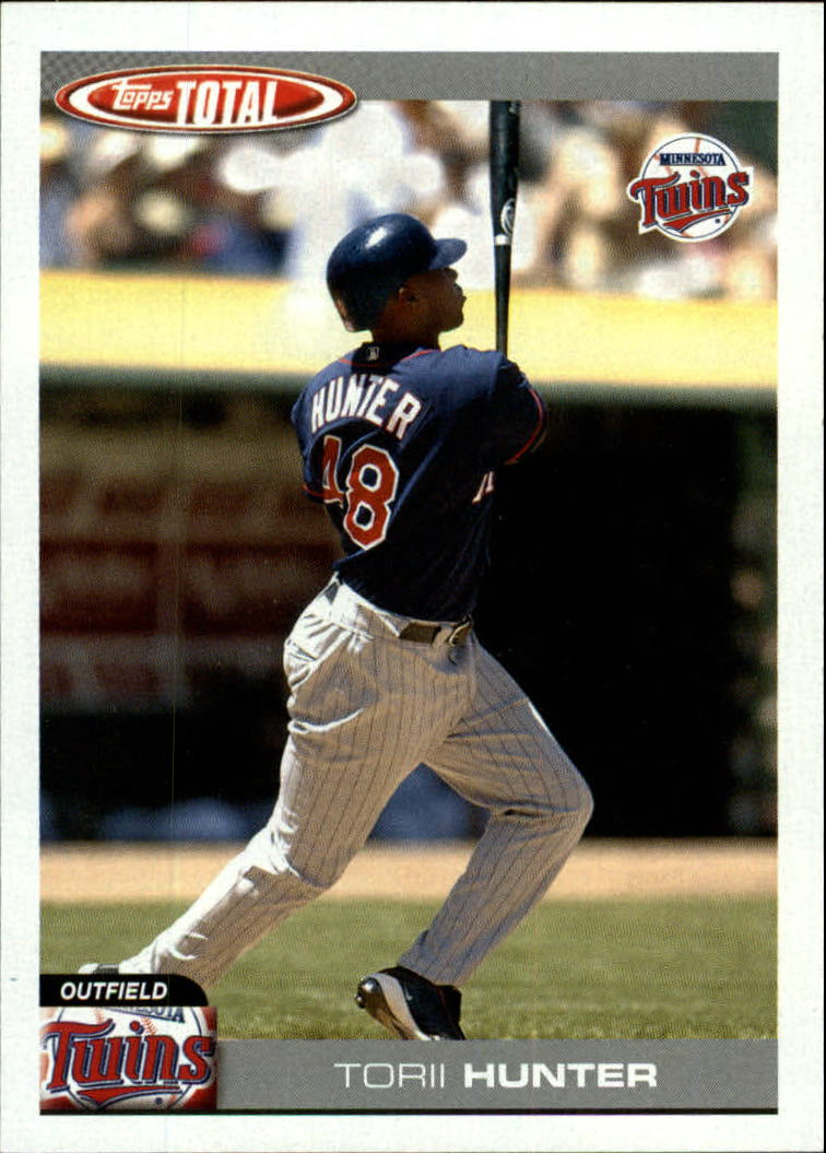 2004 Topps Total #425 Torii Hunter