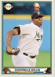 2004 Upper Deck Play Ball Blue #29 Dontrelle Willis