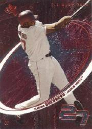 2004 E-X Essential Credentials Future #1 Vladimir Guerrero/65