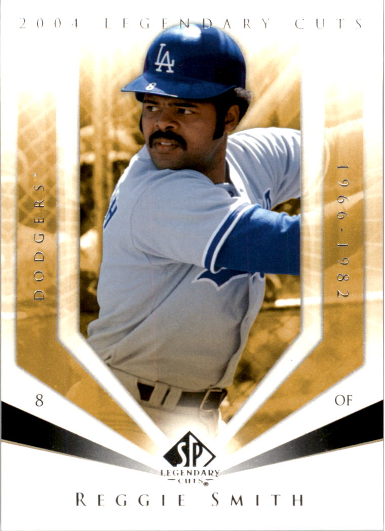 2004 SP Legendary Cuts #94 Reggie Smith