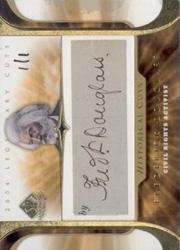 2004 SP Legendary Cuts Historical Cuts #FD Frederick Douglass/1