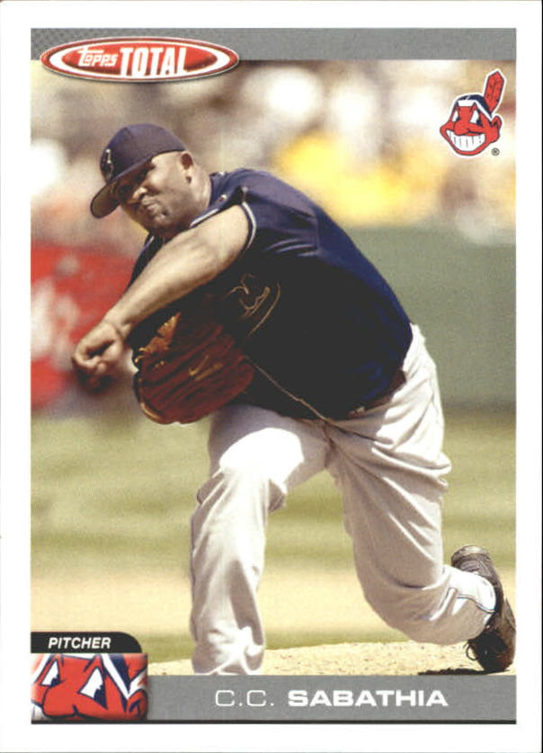 2004 Topps Total Team Checklists #TTC9 C.C. Sabathia