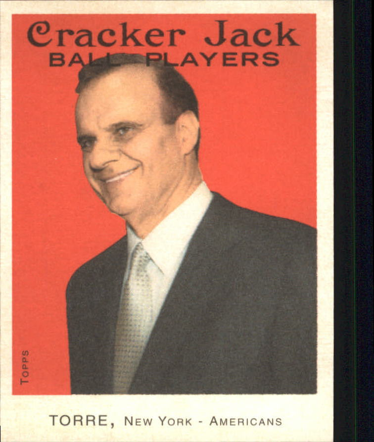 2004 Topps Cracker Jack Mini #228 Joe Torre MG
