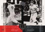 2004 UD Rivals #23 J.DiMaggio/T.Williams