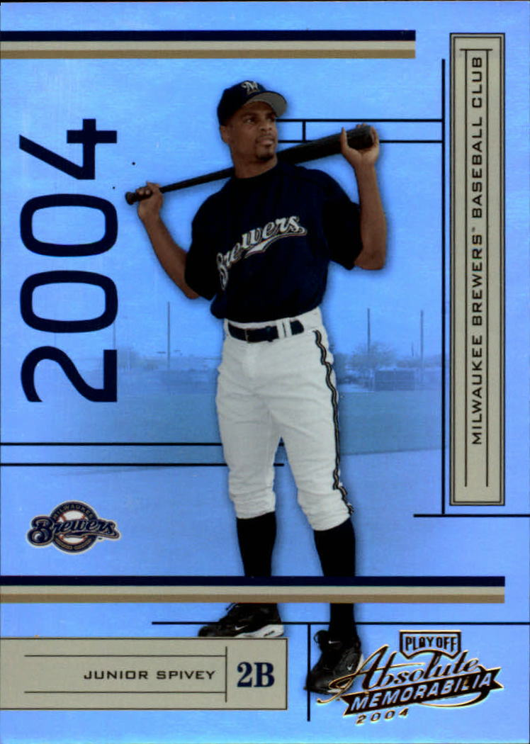 2004 Absolute Memorabilia #114 Junior Spivey