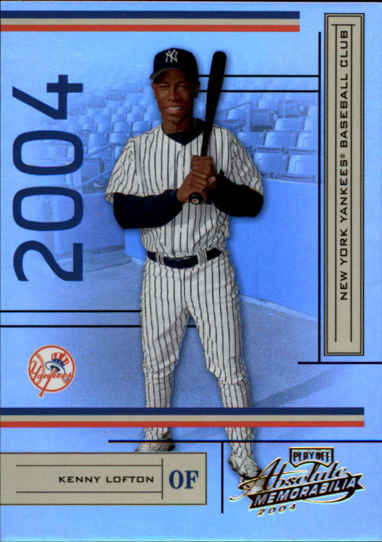 2004 Absolute Memorabilia #135 Kenny Lofton