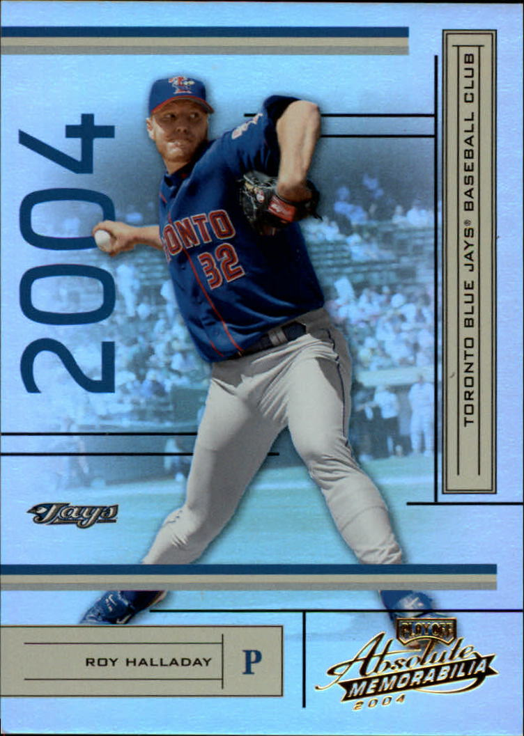 2004 Absolute Memorabilia #194 Roy Halladay