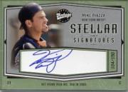 2004 Upper Deck Vintage Stellar Signatures #MP Mike Piazza