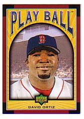 2004 Upper Deck Play Ball #9 David Ortiz