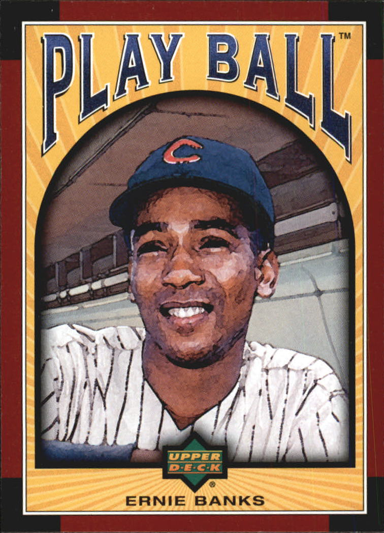 2004 Upper Deck Play Ball #35 Ernie Banks