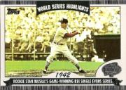 2004 Topps World Series Highlights #SM Stan Musial 1