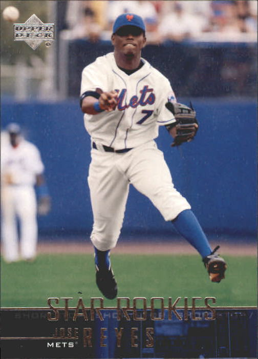 2004 Upper Deck #3 Jose Reyes SR