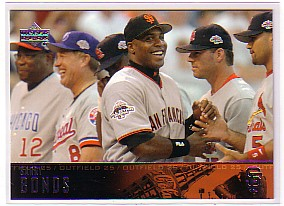 2004 Upper Deck #200 Barry Bonds