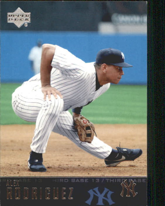 2004 Upper Deck #541 Alex Rodriguez