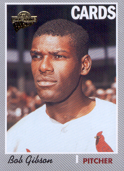 2004 Topps All-Time Fan Favorites #2 Bob Gibson