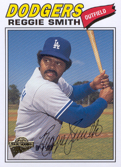 2004 Topps All-Time Fan Favorites #27 Reggie Smith