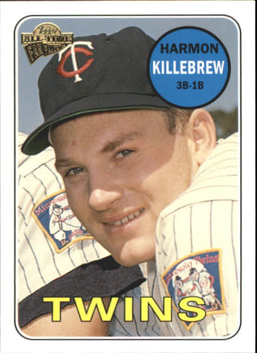 2004 Topps All-Time Fan Favorites #36 Harmon Killebrew