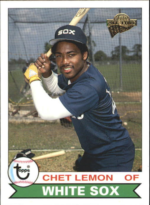 2004 Topps All-Time Fan Favorites #41 Chet Lemon
