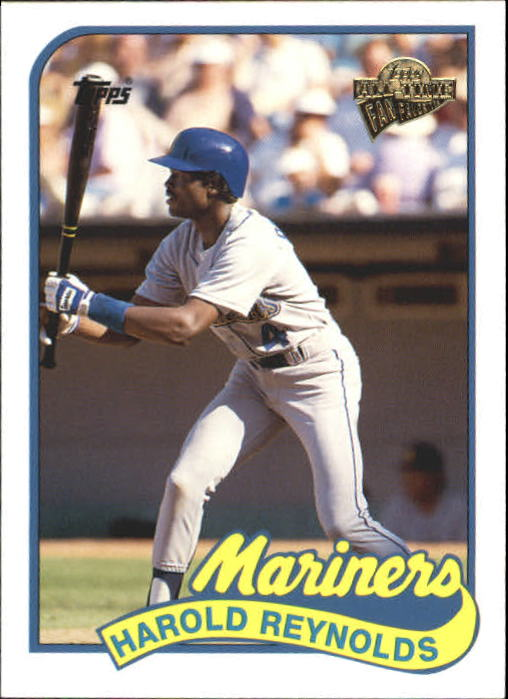 2004 Topps All-Time Fan Favorites #94 Harold Reynolds