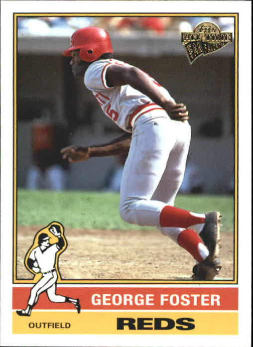 2004 Topps All-Time Fan Favorites #102 George Foster