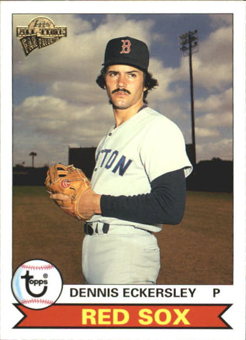 2004 Topps All-Time Fan Favorites #103 Dennis Eckersley