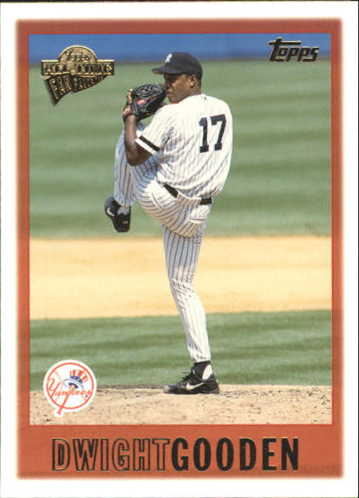 2004 Topps All-Time Fan Favorites #113 Dwight Gooden