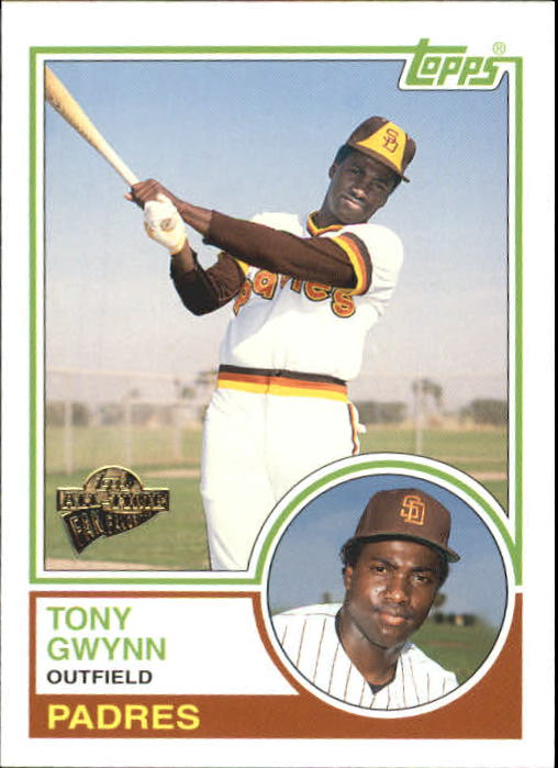2004 Topps All-Time Fan Favorites #127 Tony Gwynn